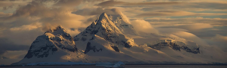 Antarktyda. Fotograficzna wyprawa marzeń.