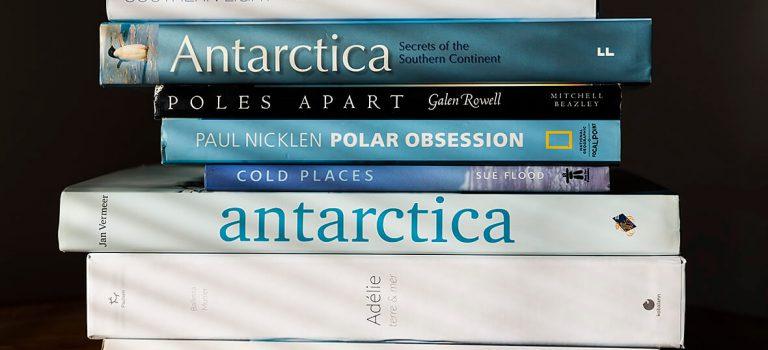 Antarktyda oczami innych