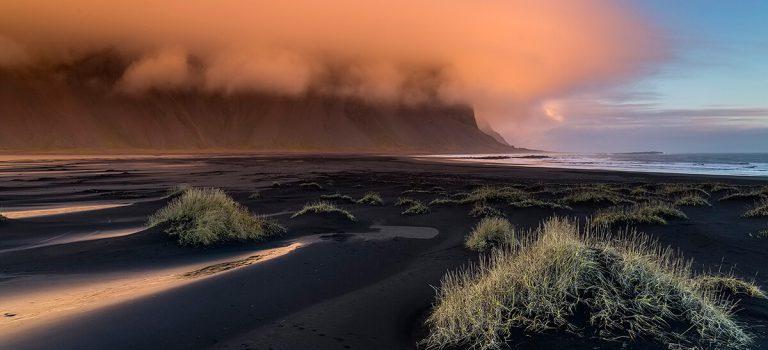 Testy na … Islandii