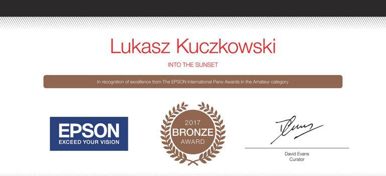 Panorama – brąz w 2017 EPSON International Pano Awards
