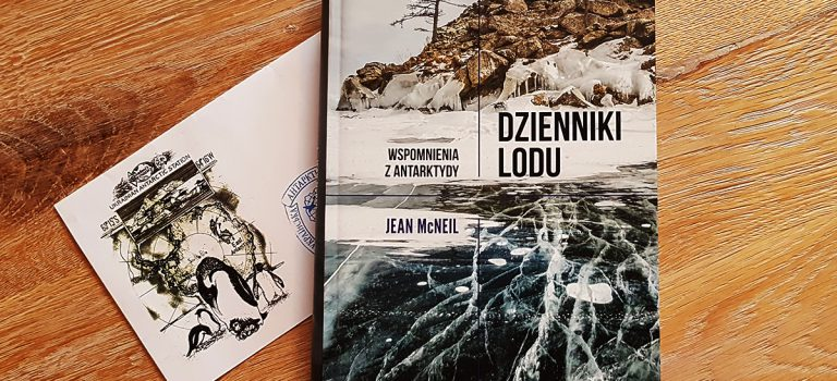 """""""Dzienniki lodu"""" ze zdjęciami z Antarktydy"""