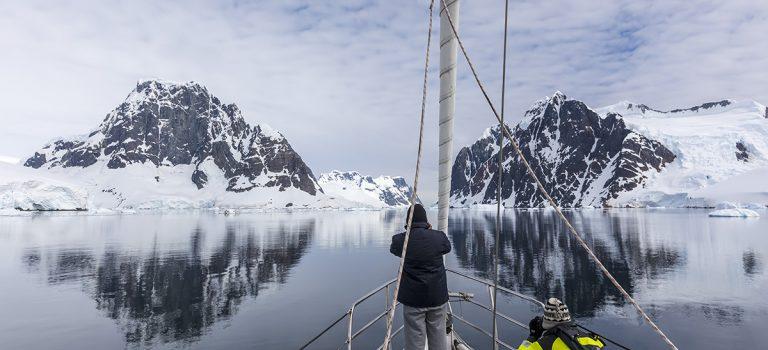 Relacja z wyprawy na Antarktydę