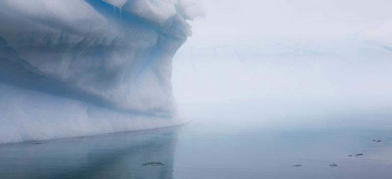 Pierwsza diaporama z wyprawy na Antarktydę